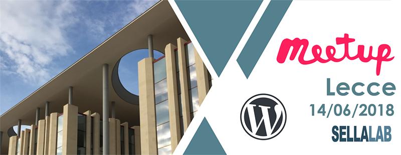 WordPress Meetup Lecce | Web Accessibility: buone pratiche a costo e tempo zero