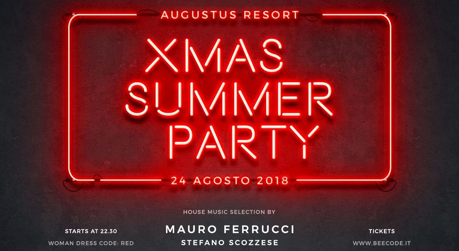 XMAS Summer Party