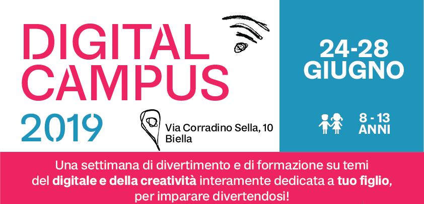 Digital Campus 24-28/06 2019