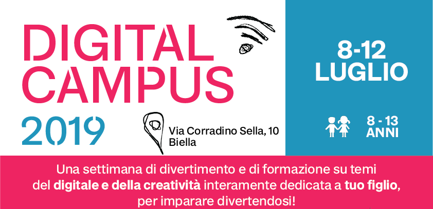Digital Campus 8-12/07 2019