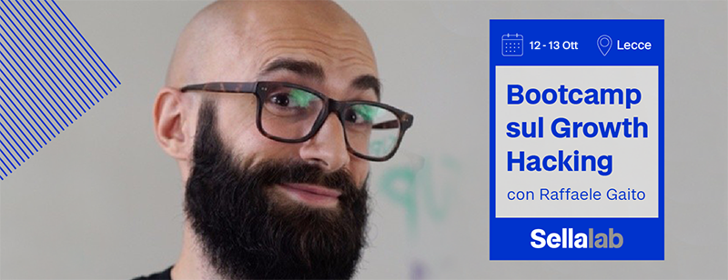 Growth Hacking Bootcamp Lecce 2019