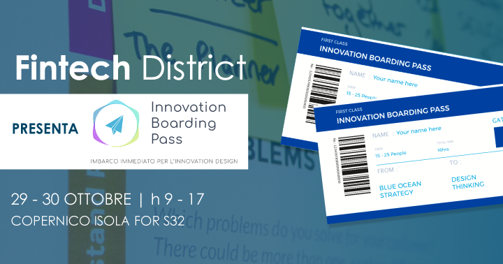 Innovation Boarding Pass