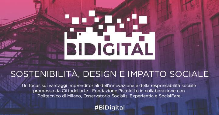 28/09 BiDigital | Tavola rotonda: Sostenibilità, design e impatto sociale