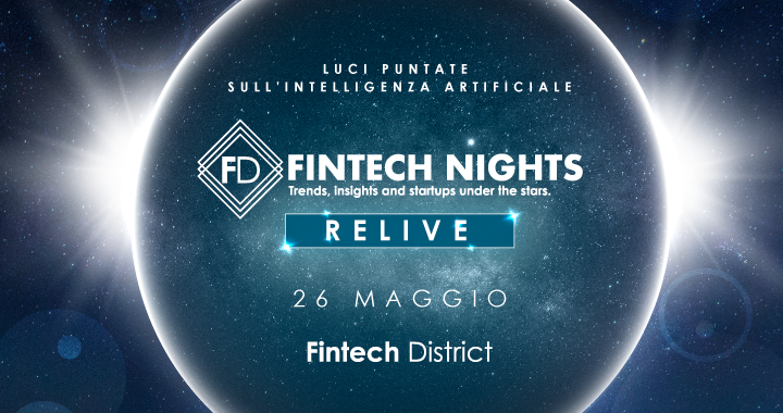 Fintech Night Relive - Intelligenza Artificiale